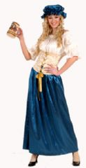Renaissance Tavern Wench Costume